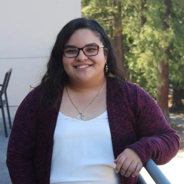 Briana Moreno Sanchez, Psychology and Women's and Gender Studies Undergraduate