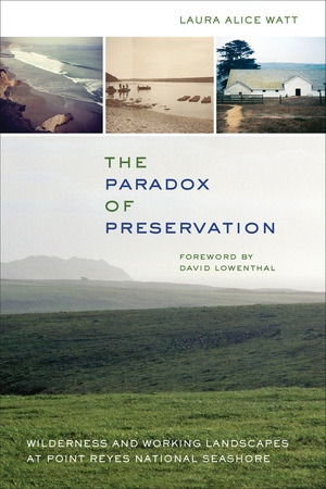 The Paradox of Preservation book cover