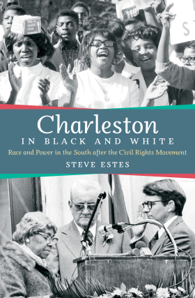 Charleston in black and white book cover